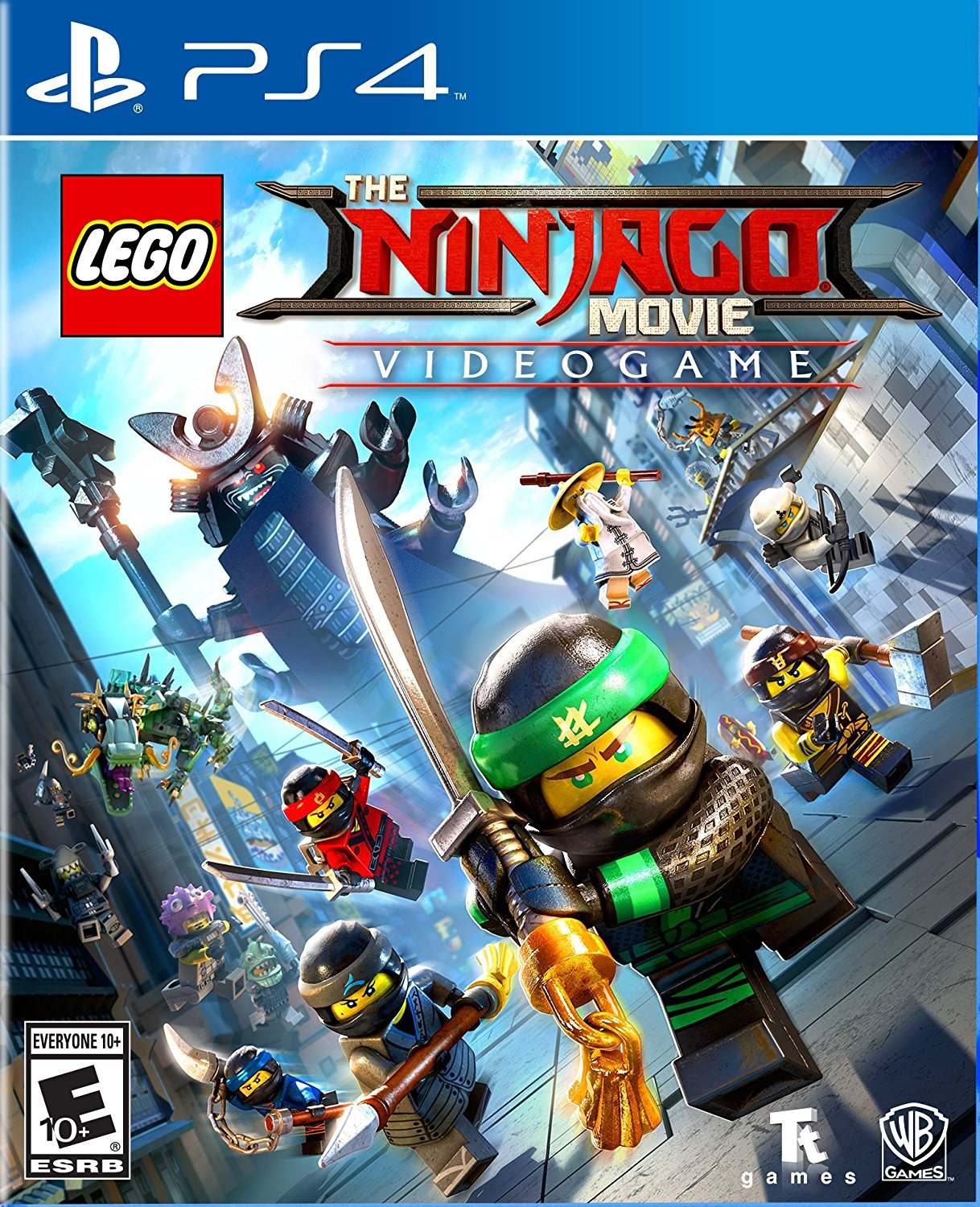 LEGO Ninjago Movie: Video Game - PlayStation 4