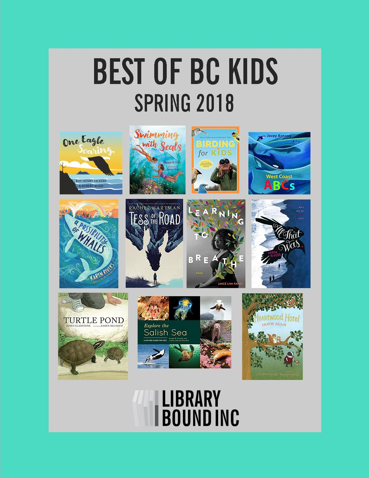 Best of BC Kids Spring 2018