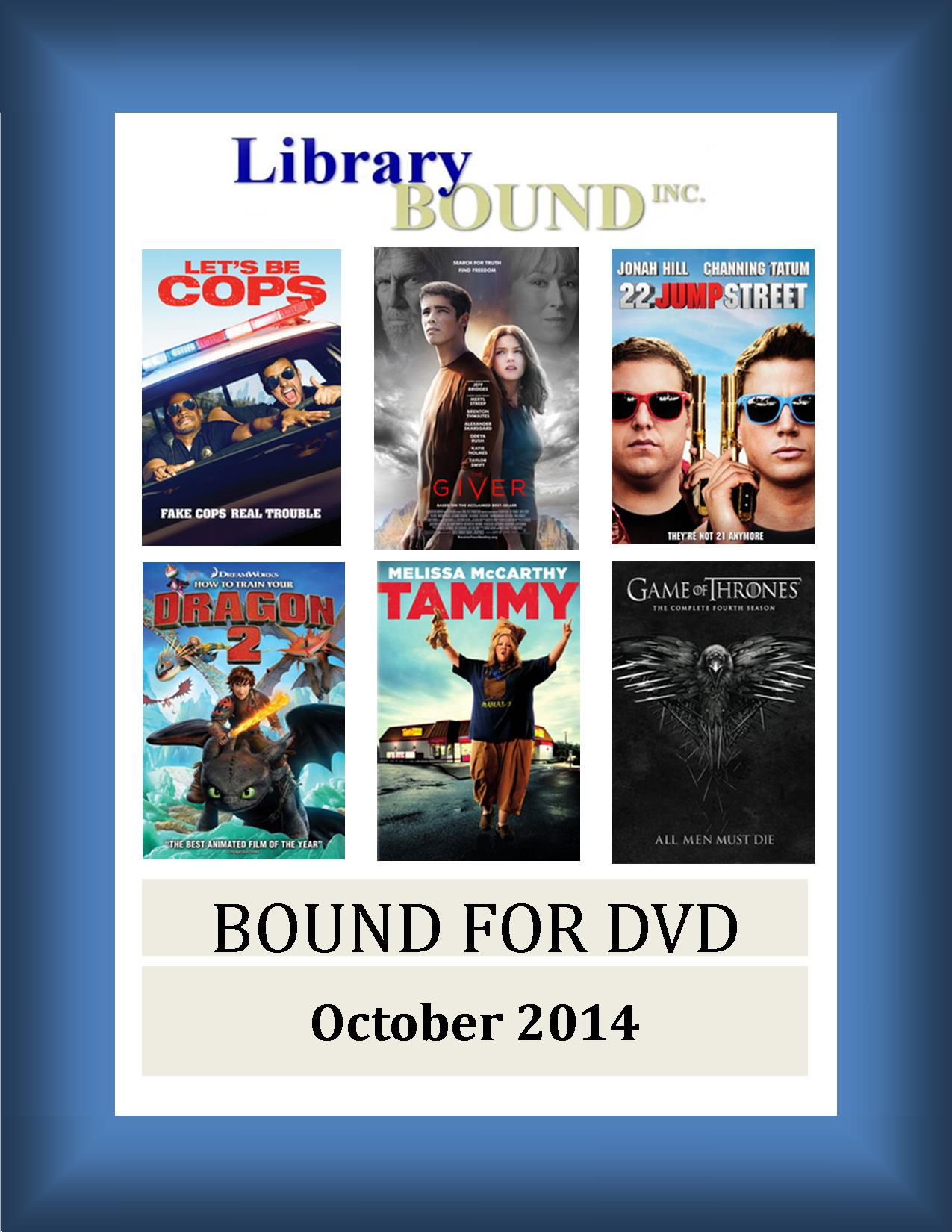 Bound For DVD